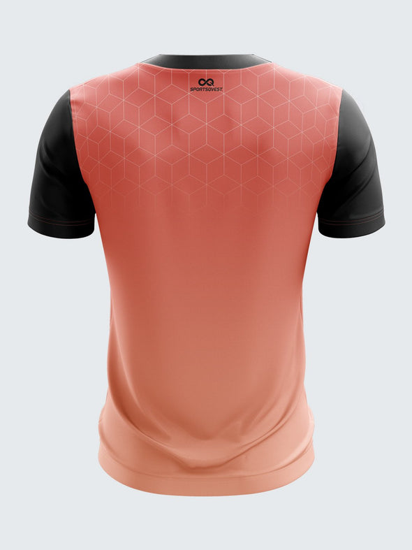 Custom Printed Gradient Volleyball Sports Jersey-IN1020