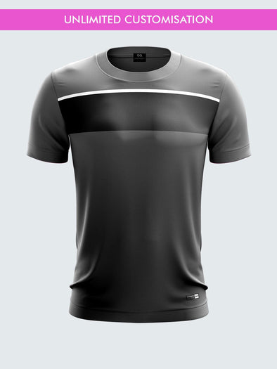 Custom Printed Gradient Sports Jersey-IN1021