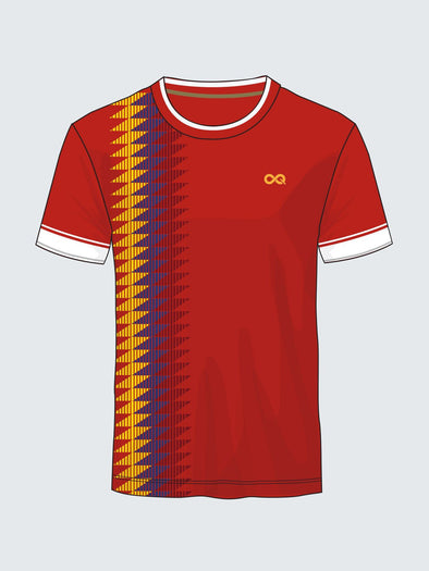 Custom Spain Concept Football Jersey-FT1004