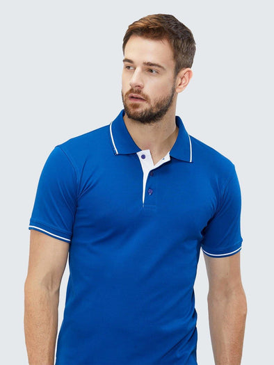 Custom Leisure Tipping Polo