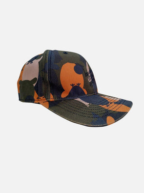 6 Panel Sports Cap Printed - A10113