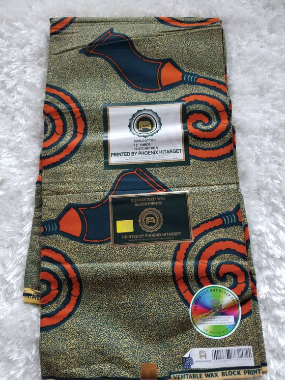 Ankara Fabric, Multicolor ankara, red,  blue,  white, brown, ankara,sewing, wall art, African fabric, Nigerian print, wax.