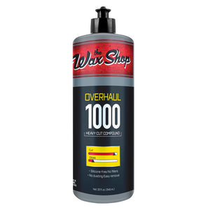 Overhaul 1000 Heavy Compound Polish