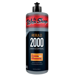 Rebuild 2000 Medium Cut Compound Polish