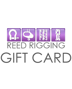 Reed Rigging Gift Card