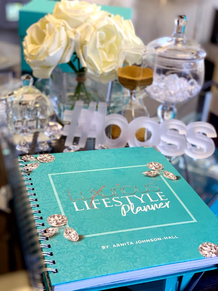 The Luxurious Lifestyle Planner