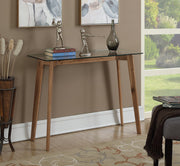Convenience Concepts Clearview Console Table 205