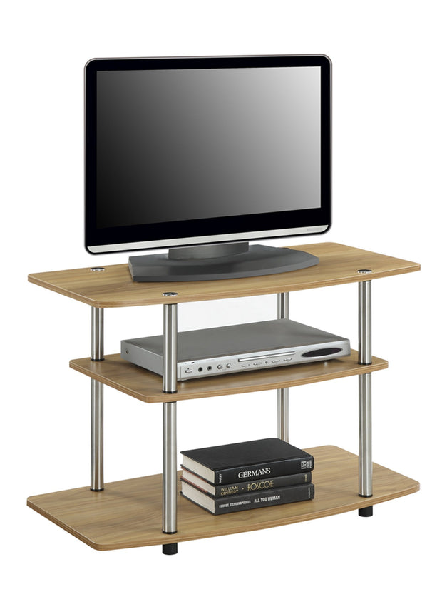 Convenience Concepts Designs2Go 3 Tier TV Stand 344