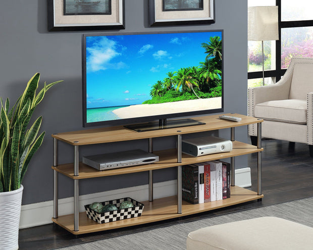 "Convenience Concepts Designs2Go 3 Tier 60"" TV Stand 393"