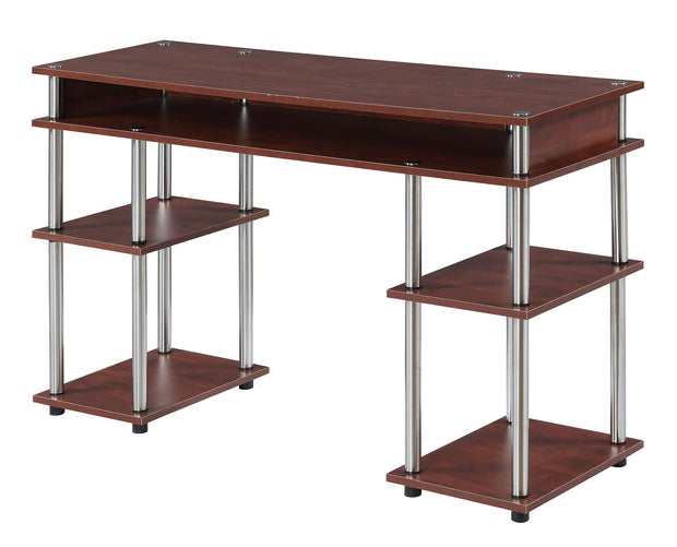 Convenience Concepts Designs2Go No Tools Student Desk  252