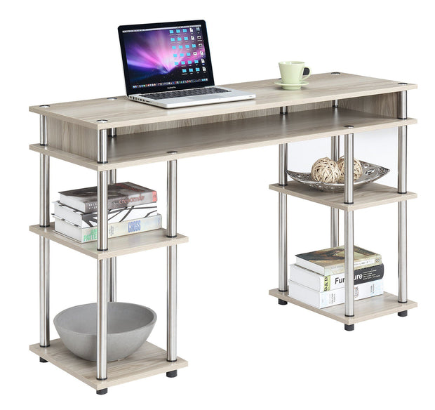 Convenience Concepts Designs2Go No Tools Student Desk  284