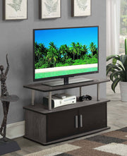 Convenience Concepts Designs2Go Deluxe 2 Door TV Stand with Cabinets 403