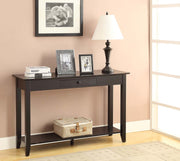Convenience Concepts American Heritage Console Table with Drawer  413