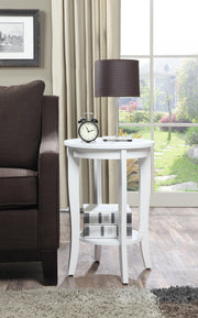 Convenience Concepts American Heritage Round End Table 435