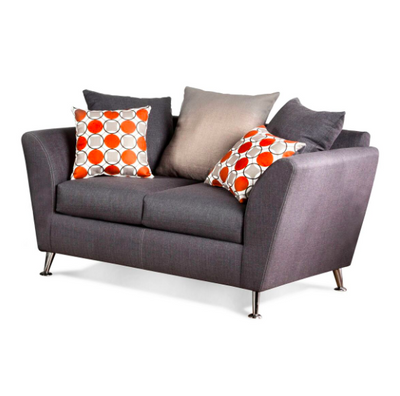 Furniture of America  Hector Contemporary Fabric Loveseat