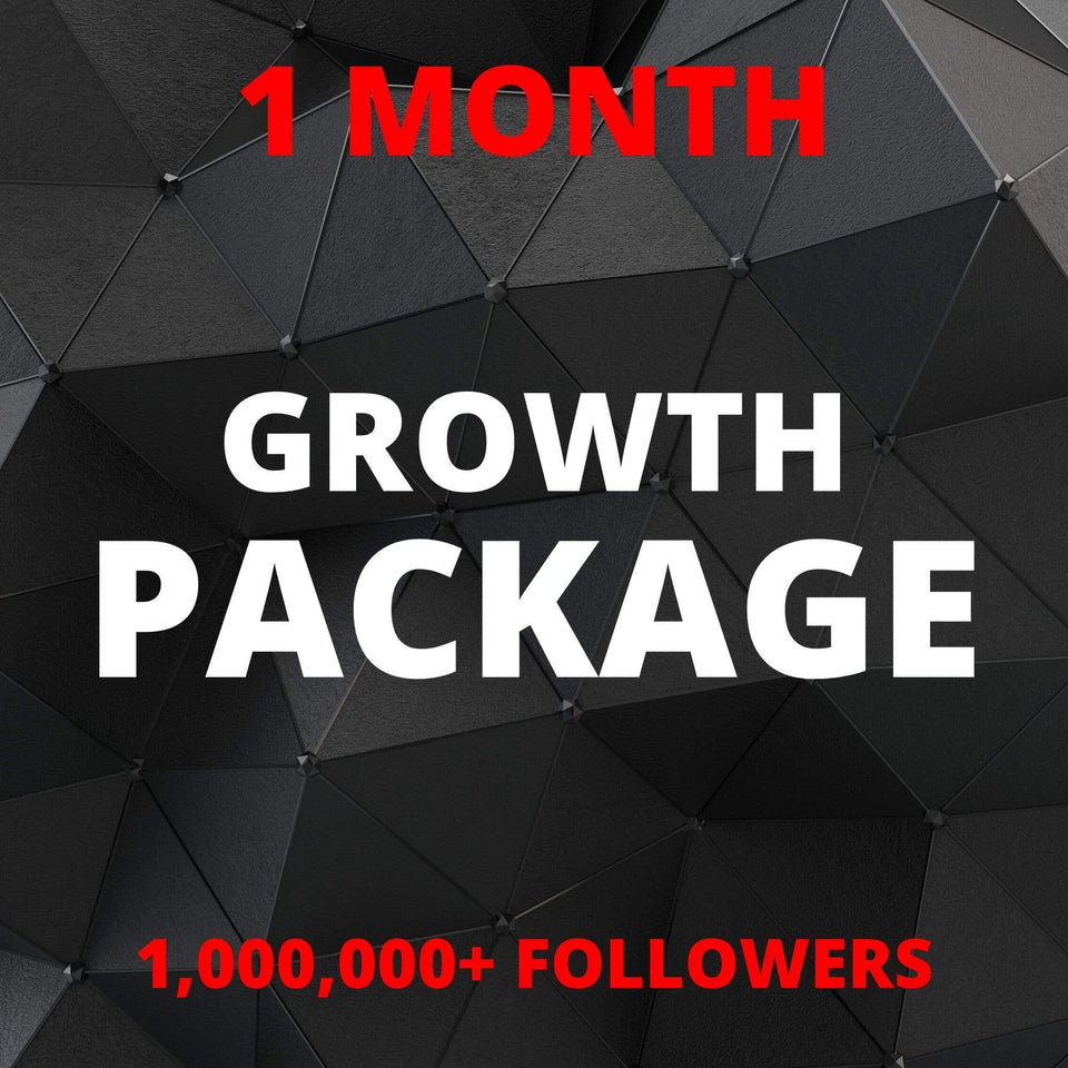 CityKillerz 1 Month Pro Growth Package