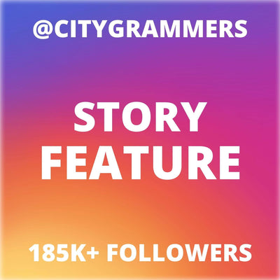 @Citygrammers Story Feature.