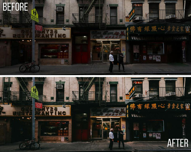Ck Explore Lightroom Preset Pack - 10 Presets.