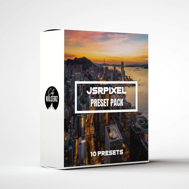 Jsrpixel Lightroom Preset Pack - 10 Presets.