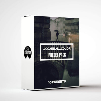 CityKillerz Jccabral_Color Lightroom Preset Pack - 8 Presets