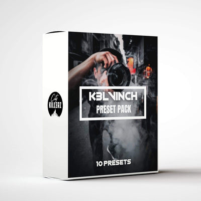 K3lvinch Lightroom Preset Pack - 10 Presets.