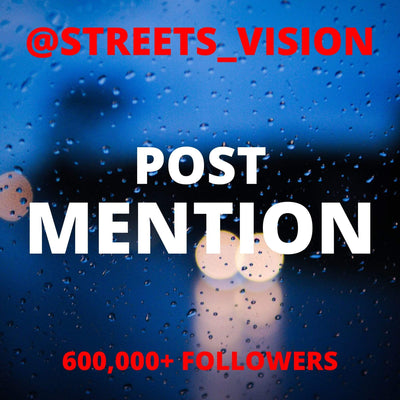 @Streets_vision Post Mention.