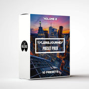 Tylersjourney Vol. 2 Lightroom Preset Pack - 10 Presets.
