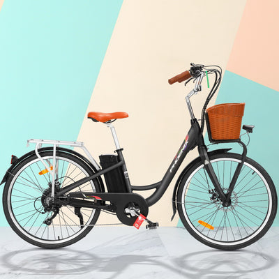 "New arrival - Phoenix 26"" Vintage Style Electric Bike"