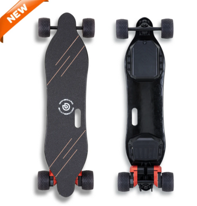 Ownboard W2 Pro Electric Skateboard with Dual Belt Motor Brand New Production