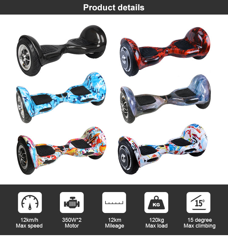 Manake MK 019 - The classic off-road hoverboard - eRider