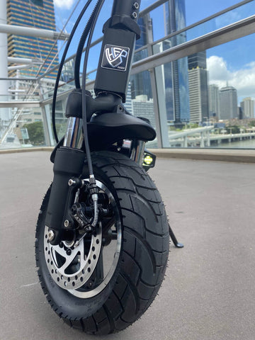 Hero S10 Electric Scooter | eRider.com.au