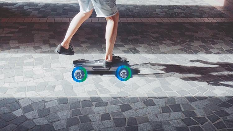 ZETAZS Knight Pro Mini Electric Skateboard - eRider.com.au