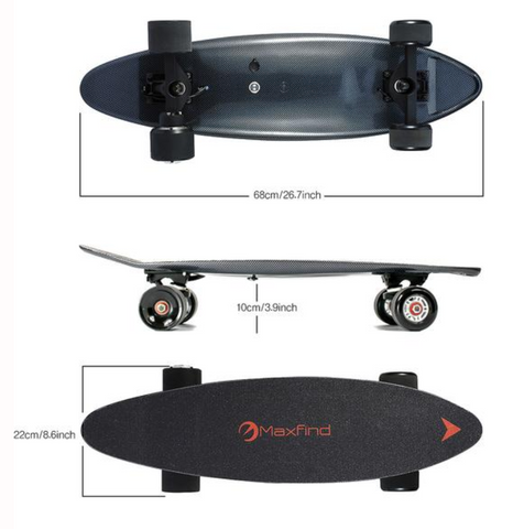 Maxfind C Series Electric Skateboard - eRider