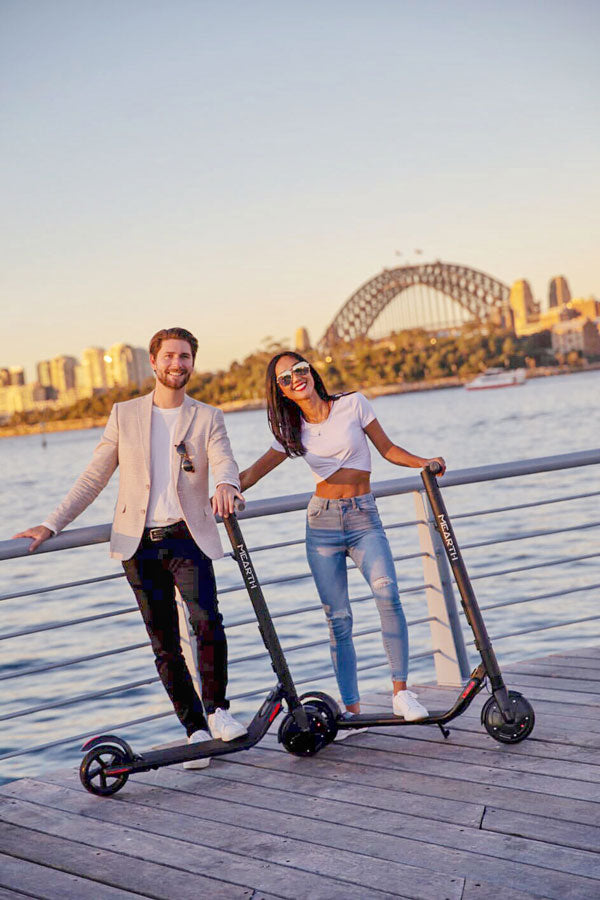 Mearth X Pro - Electric Scooter - eRider.com.au