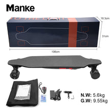 Load image into Gallery viewer, Manake MK 093 - The high performance electric skateboard - eRider