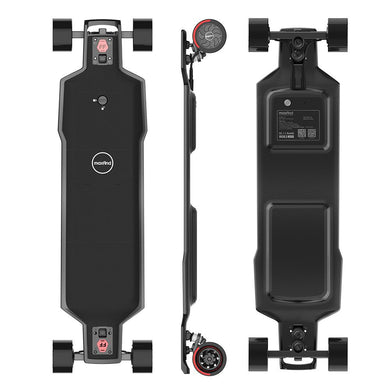 Maxfind FF Series - Electric Longboard 1500W Super Flex Strong Deck - eRider.com.au