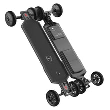 Load image into Gallery viewer, Maxfind FF Plus Series - All Terrain Electric Longboard 1500W Super Flex Strong Deck - eRider.com.au