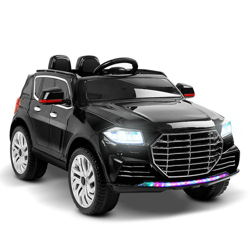 Audi Q7 Electric Car Kids - Black - eRider