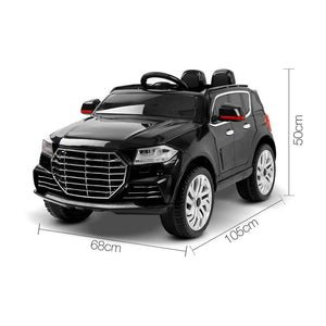 Audi Q7 Electric Car Kids - Black
