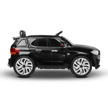 Load image into Gallery viewer, Audi Q7 Electric Car Kids - Black - eRider