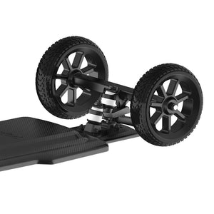 Maxfind FF Plus Series - All Terrain Electric Longboard 1500W Super Flex Strong Deck - eRider.com.au