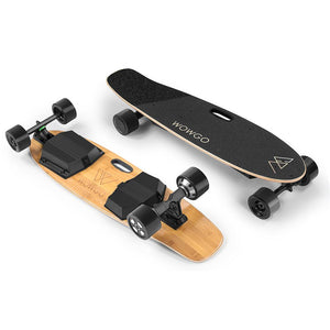 "WowGo KickTail (35"") Electric Skateboard - eRider.com.au"