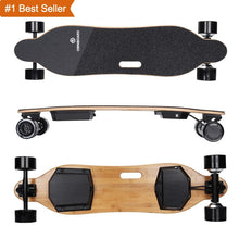 "Load image into Gallery viewer, Ownboard W1S (38"") - Electric Skateboard & Longboard - eRider.com.au"