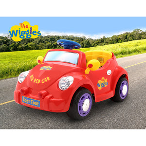 The Wiggles Electric Car - eRider
