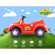 Load image into Gallery viewer, The Wiggles Electric Car - eRider