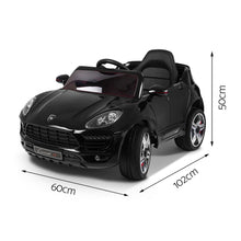 Load image into Gallery viewer, Macan Kids Electric Car - eRider