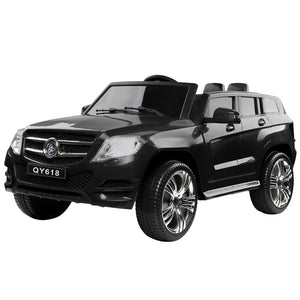 Mercedes-Benz ML450 Electric Car Kids - Black - eRider