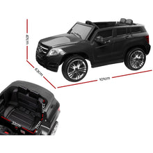 Load image into Gallery viewer, Mercedes-Benz ML450 Electric Car Kids - Black - eRider
