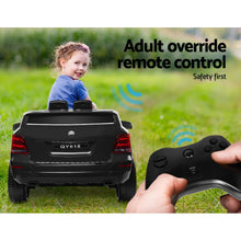 Load image into Gallery viewer, Rigo Kids Ride On Electric Car Mercedes Benz ML 450 - Black - eRider.com.au