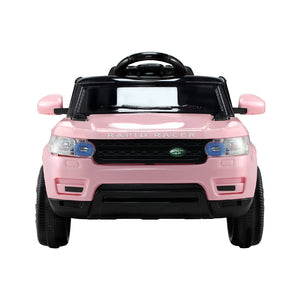Range Rover Replica Electric Car - Pink - eRider